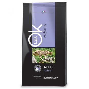 OK Cat Passion Adult Sublime 12.5 kg