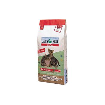 Cat's Best Oko Plus 40L- Nisip 100% natural
