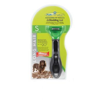 Perie Furminator Dog Long Hair S caini