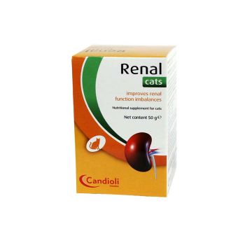 Renal Cats - Pudra Pisici 50g