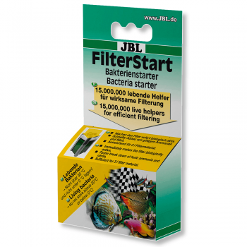 Concentrat de bacterii JBL Filter Start 10 ml
