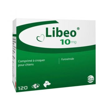 Libeo 10 mg, 120 tablete