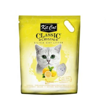 Kit Cat Classic Crystal Lemon, 5 l
