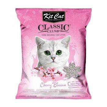 Kit Cat Classic Clump Cherry Blossom, 10 l