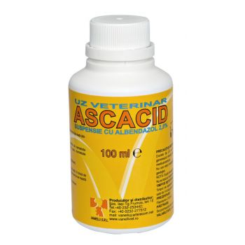 ASCACID 2.5%, 100 ml