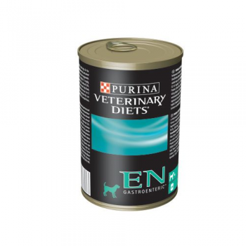 Purina Veterinary Diets EN Dog dieta gastrointestinala 400 g