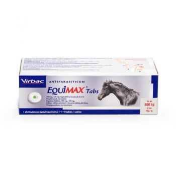 Equimax, 8 tablete