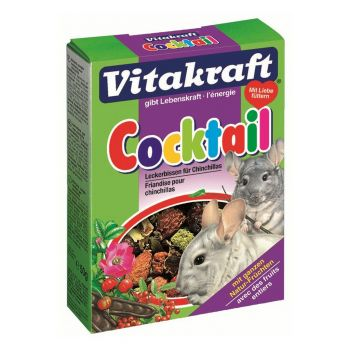 Hrana Vitakraft Chinchilla Cocktail rozatoare