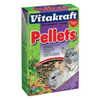 Hrana Vitakraft Chinchilla Pellets rozatoare