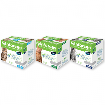 Viyo Reinforces Cat Kitten 7x30 ml