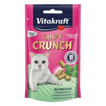 Delicii Pisica Crispy Crunch Dental 50 g