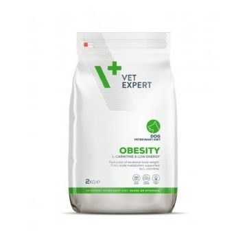 4T Veterinary Diet Obesity Dog Pui, 2 Kg