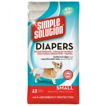 Diapers Small 12buc
