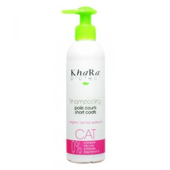Khara Cat Sampon Blana Scurta 250ml