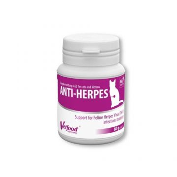 VetFood-AntiHerpes, 60g