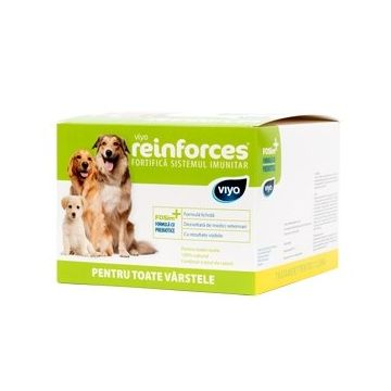 VIYO REINFORCES FOR DOGS ALL AGES 30X30ML