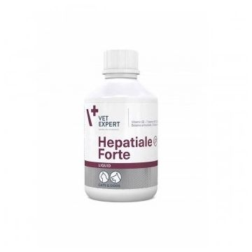 Hepatiale Liquid, Flacon 250 ml expira la 02.2021