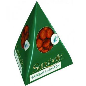 Recompensa Sanabelle Snacks Hairball 20g, 12buc/set pisici