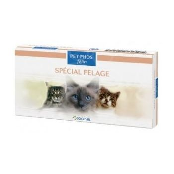 pet phos felin pelage 36tb